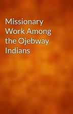 Missionary Work Among the Ojebway Indians by gutenberg