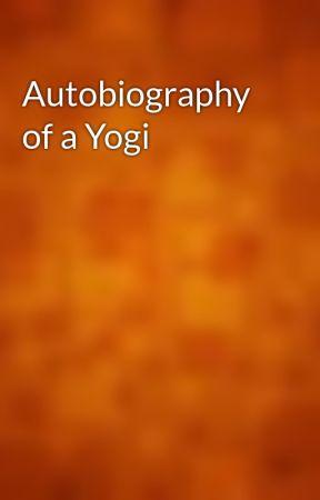 Autobiography of a Yogi by gutenberg