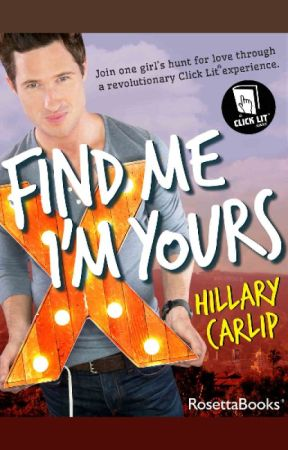 Find Me I'm Yours by hillarycarlip