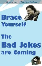 The Bad Jokes Book by DevinPadukka