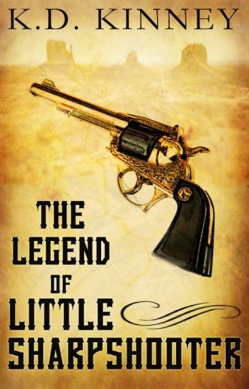 Little Sharpshooter (#Wattys2015)