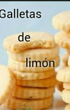 Galletas de limón by FrozenSwift19