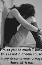 I miss you. by SamanthaAmato