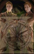 Twin Clock Hands - Harry Potter Story (Fred and George) by WizardBanana