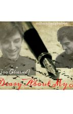 My Diary About My Lover (An Andrew J West Lovestory) by chandlersbabes