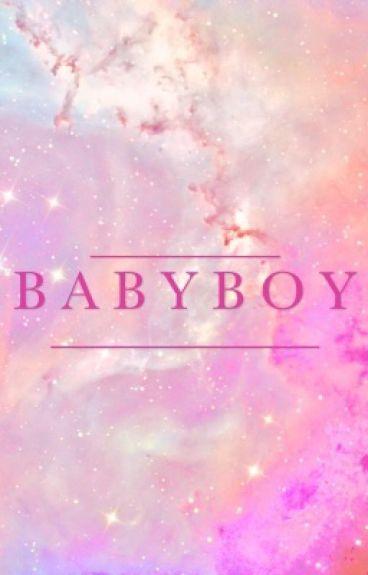 baby boy || ziam au (boyxboy)