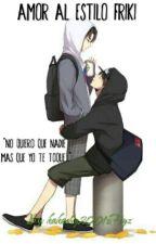 Amor al estilo friki (yaoi) by kAkAshy2001sHyz