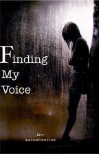 Finding my Voice ( The Flash Fanfic) by Kole_Stilinski24