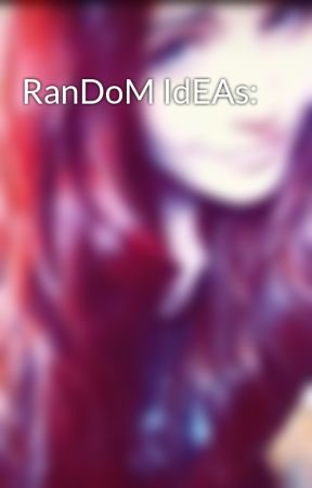 RanDoM IdEAs: by IAmFred