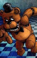 Freddy Fazbear x Reader by popsicleyes
