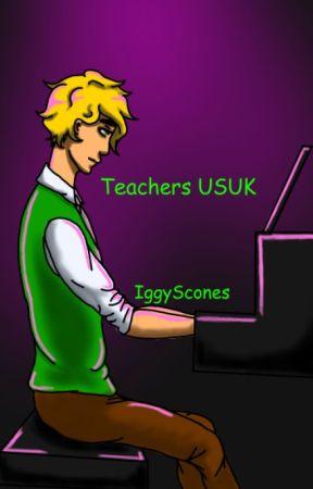Teachers USUK by IggyScones