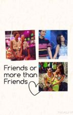 Friends or more than Friends ? (Vicerylle, Vhonganne, & Bicol) by crizzlexo_