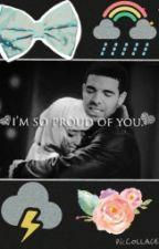 I'm so proud of you- Nicki & Drake by Ginaloli26
