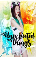 Unexpected Things (BTS&RV FANFICTION) by wela_morts