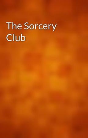 The Sorcery Club by gutenberg