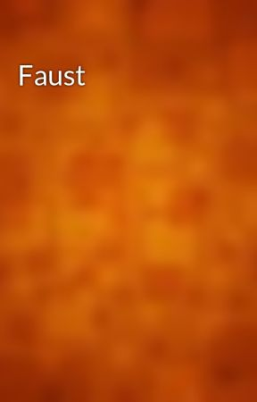 Faust by gutenberg