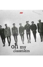 Oh my classmates! | iKon fanfic by BaoziOppa