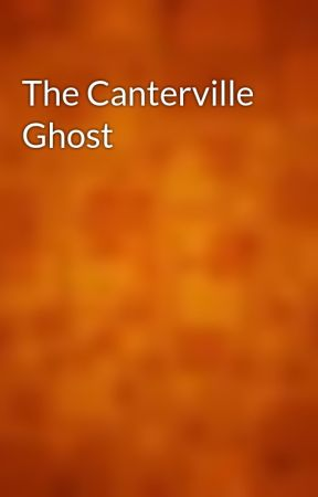 The Canterville Ghost by gutenberg
