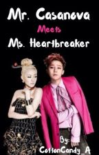 Mr. Casanova meets Ms. Heartbreaker by CottonCandy_A