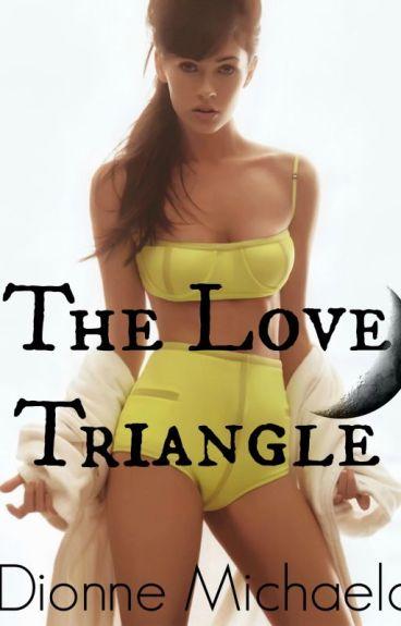 The Love Triangle (Werewolf Threesome Erotica)