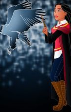 Disney and Hogwarts by Silent_Artist
