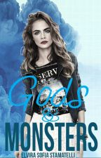 (ON HOLD)Gods & Monsters (Brandon Hoover) [Book Two] #WATTYS2015 by artfullysinful