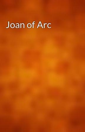 Joan of Arc by gutenberg
