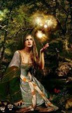 The Golden fae by yoyorishabh