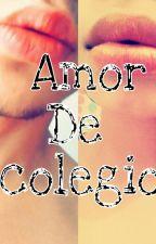 Amor de colegio by VillalobosYamii