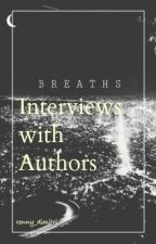 Interviews with authors by rennydimitri