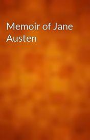 Memoir of Jane Austen by gutenberg