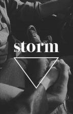 Storm | Ashton Irwin AU by chasing5SOS
