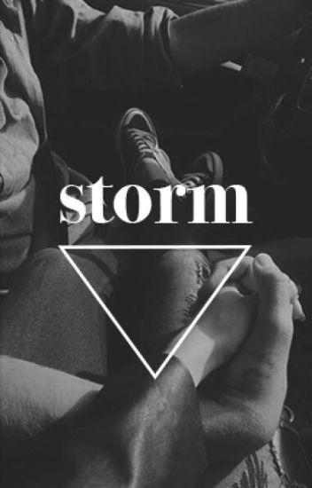 Storm | Ashton Irwin AU