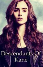 Descendants of Kane by XChuppyX