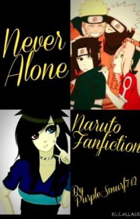 Naruto alone fanfiction
