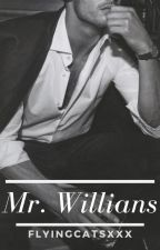 Mr. Willians by flyingcatsxxx