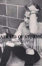 AFRAID OF STORMS {james mcvey} by breakisover
