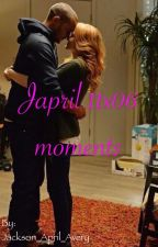 Japril 11x06 moments (Grey's anatomy) by shipping_japril