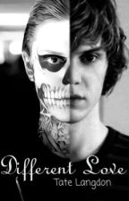 Different Love -Tate Langdon by AHStatelangdon
