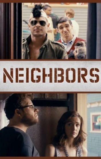 The neighbors (neighbors fanfic)
