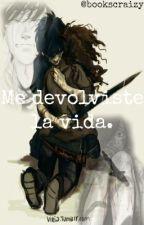 Me devolviste la vida {Nico Di' Angelo y ___________} by bookscraizy