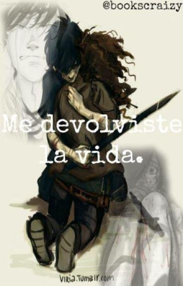 Me devolviste la vida {Nico Di' Angelo y ___________}