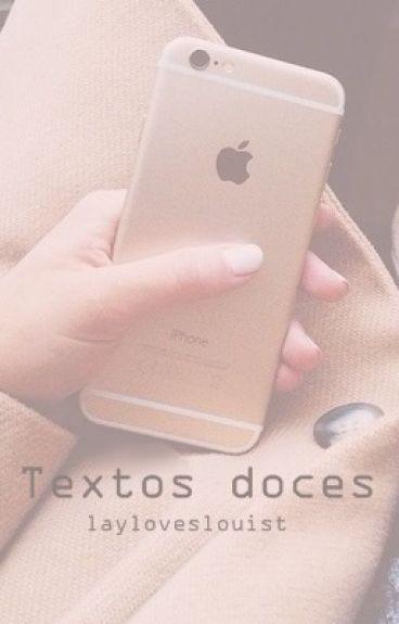 Textos doces ✉  // EM CORREÇÃO