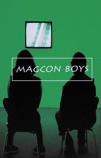 MAGCON BOYS facs