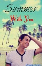 Summer With You |Nash Grier| by Clauwizzle