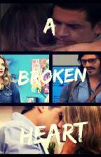 A Broken Heart by Germangie_lover