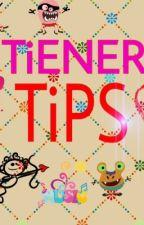 Tiener tipssss! by sxnne_