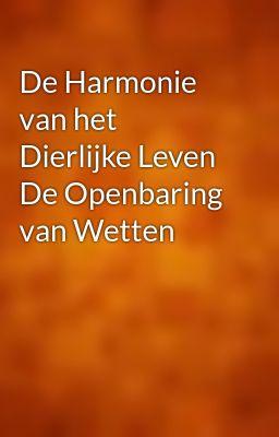 De harmonie van het dierlijke leven de openbaring van wetten de harmonie van het dierlijke - Kleur harmonie leven ...