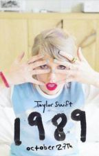 Taylor Swift 1989 lyrics by Bluesly18