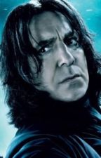 Severus Snape's Son: Book 1 [COMPLETED] by harrygin1